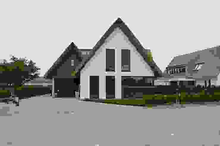 Woning Oud-Beijerland Landelijke huizen van Bongers Architecten Landelijk