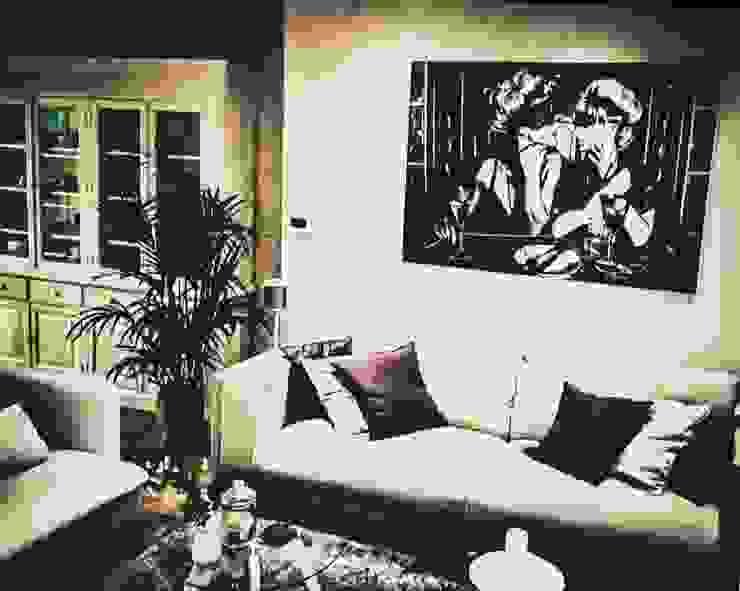 ☆  Living Room ☆: modern  door Styled And Sold Vastgoedstyling, Modern