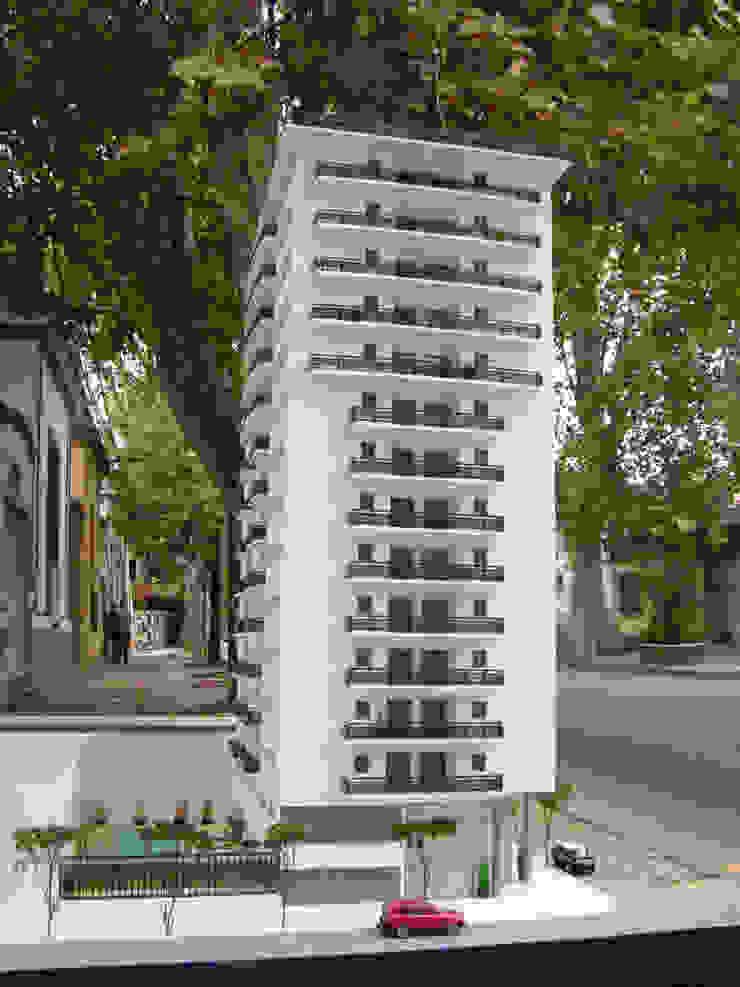 MAQUETA MSR CONSTRUCTORA SAN FRANCISCO de Arquigrama Maquetas