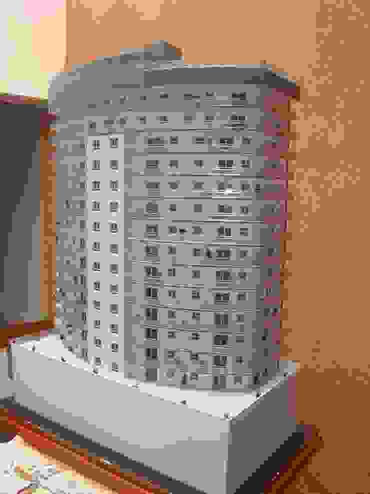Maquetas de Edificios de Arquigrama Maquetas