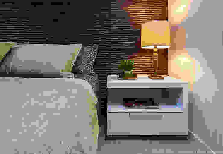 Dormitorios de estilo  de Cris Nunes Arquiteta, Clásico