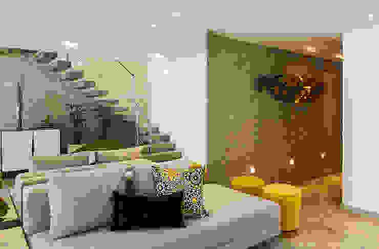 Salas de estilo clásico de Cris Nunes Arquiteta Clásico