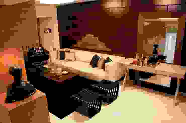 Ambiente Sala em Maceió Al por Cris Nunes Arquiteta Clássico