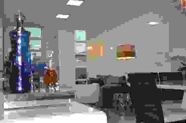 Klasik Oturma Odası Cris Nunes Arquiteta Klasik