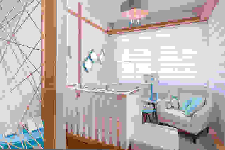 Sgabello Interiores Nursery/kid's roomBeds & cribs MDF White