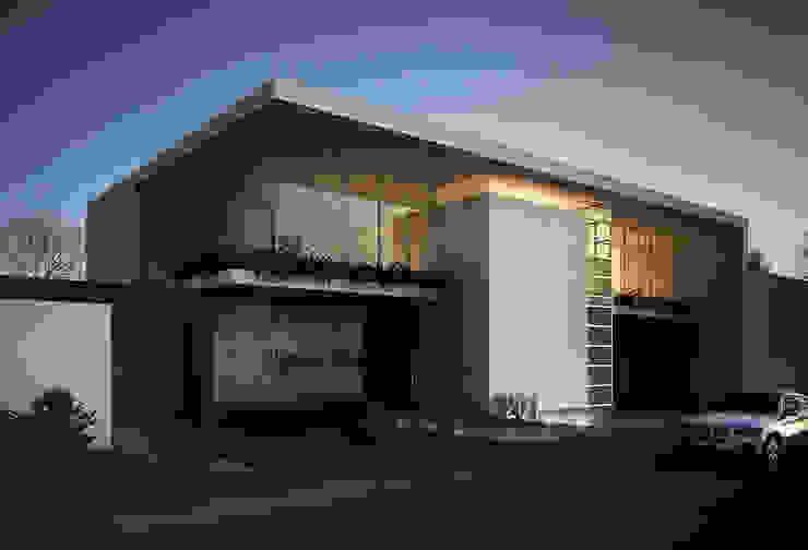 Casa Lázaro Casas minimalistas de DAR Arquitectos Minimalista
