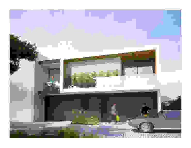 Departamentos Valencia Casas minimalistas de DAR Arquitectos Minimalista