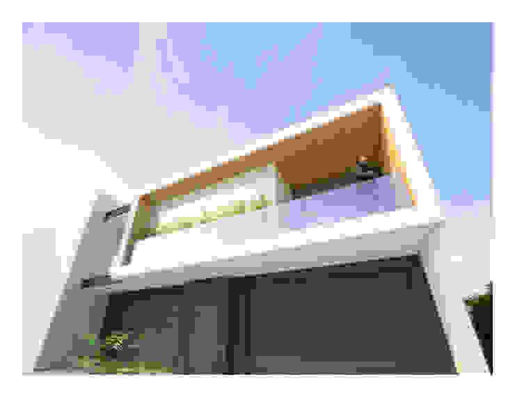 Casas de estilo minimalista de DAR Arquitectos Minimalista