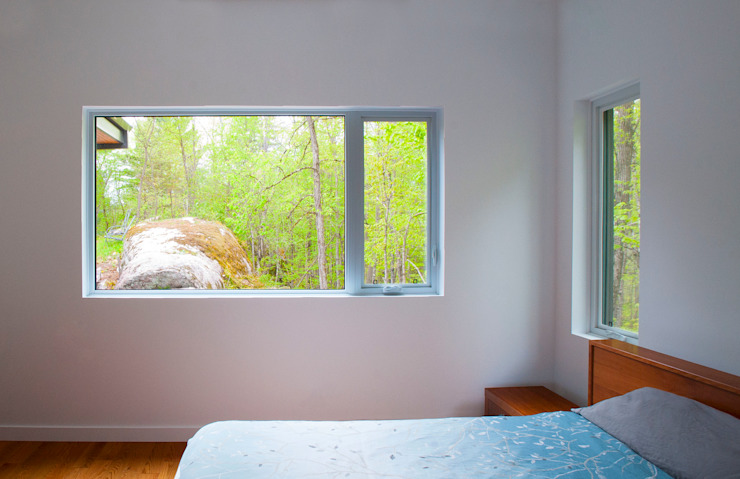 Bedroom by Solares Architecture,