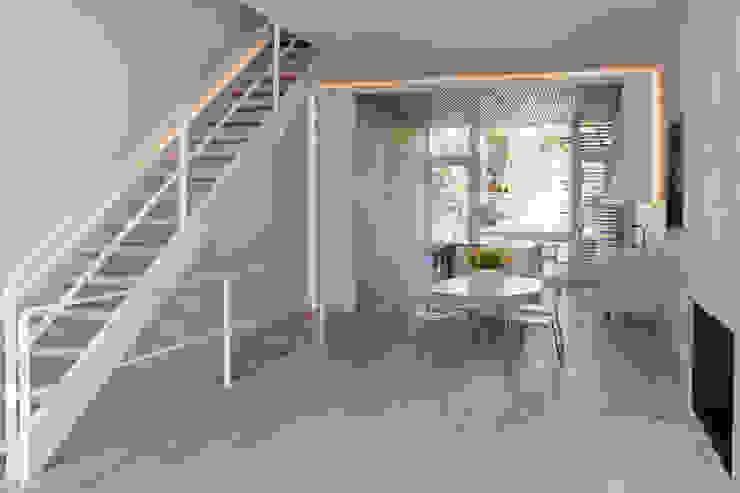 Sarah Jefferys Design ห้องทานข้าว