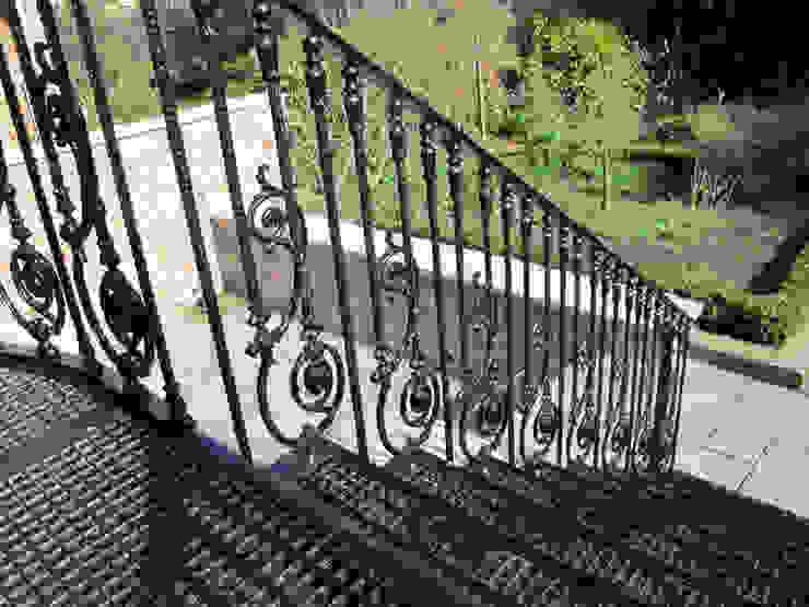 Bahçe Merdiveni REYTAŞ DEMİR ÇELİK FERFORJE Endüstriyel Demir/Çelik