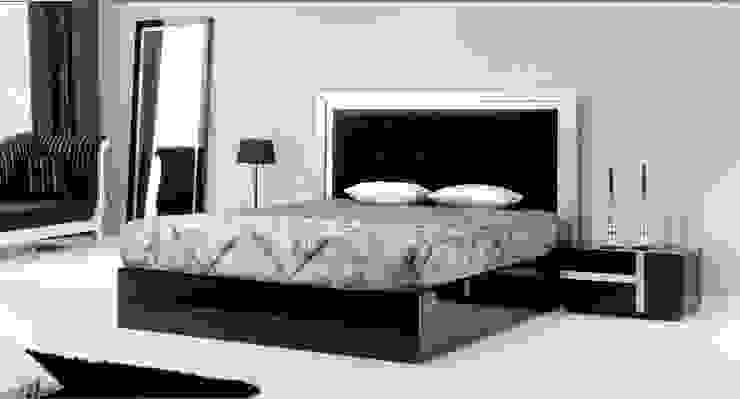 Mobiliário de quarto Bedroom furniture www.intense-mobiliario.com LEGNA2 por Intense mobiliário e interiores; Moderno