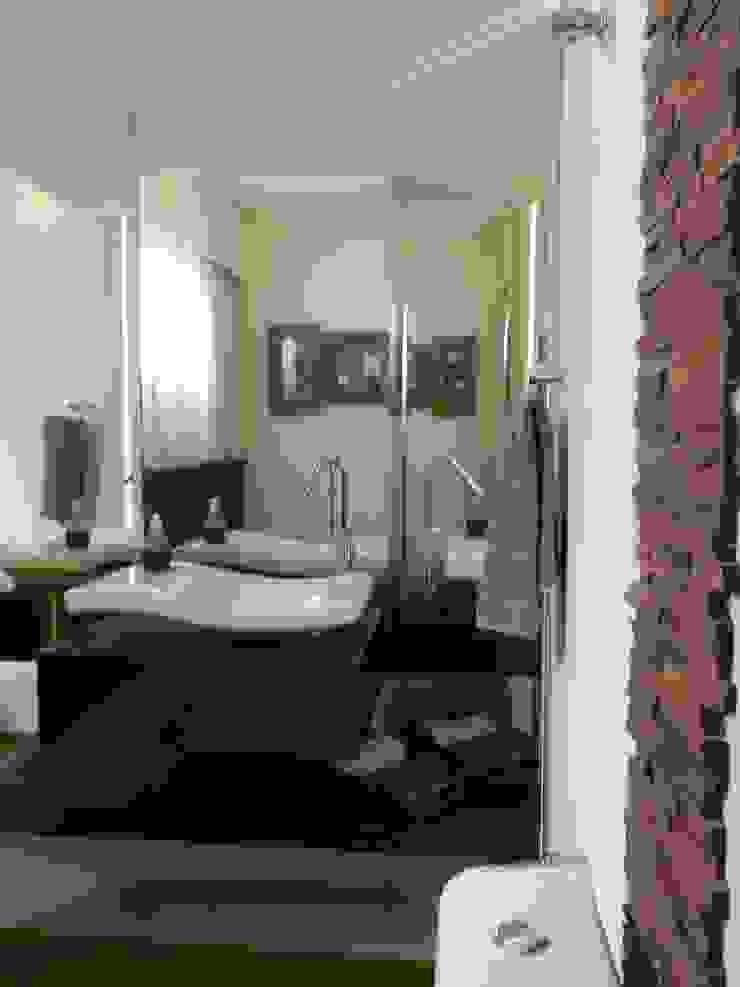 MBDesign Arquitetura & Interiores Eclectic style bathroom