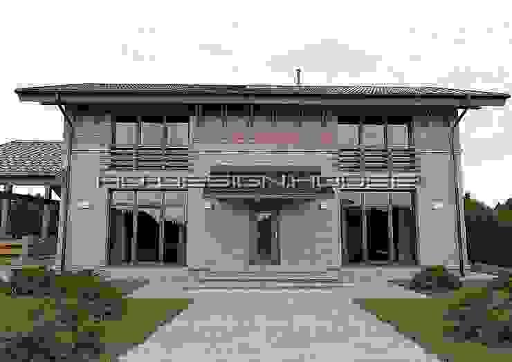Casas estilo moderno: ideas, arquitectura e imágenes de hq-design Moderno
