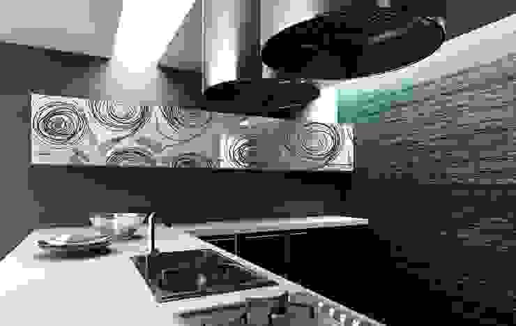現代廚房設計點子、靈感&圖片 根據 MODOS HOGAR 現代風