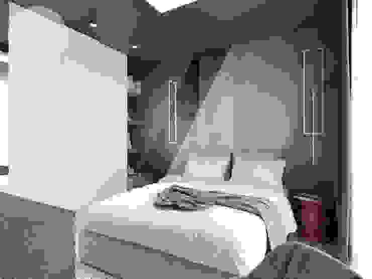 Modern style bedroom by ASA studio Modern Wood Wood effect