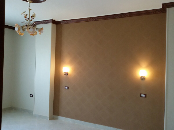 Etihad Constructio & Decor Living room