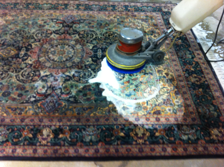 Persian rug cleaning by Cape Town Carpet Cleaners