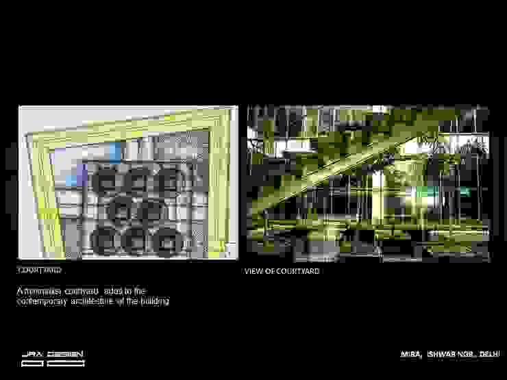THE MIRA, Modern houses by JRA DESIGN Modern