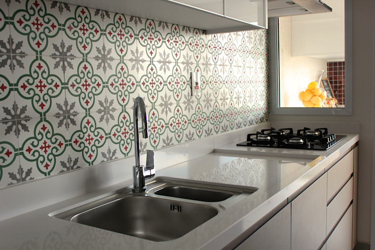 INTERIORES L | S Cozinhas modernas por Drömma Arquitetura Moderno