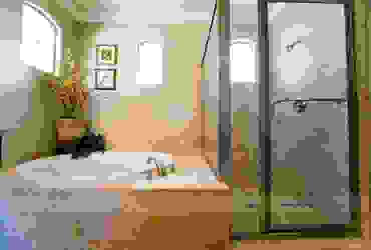 Bathroom Modern bathroom by 4 Lotus Interior Modern