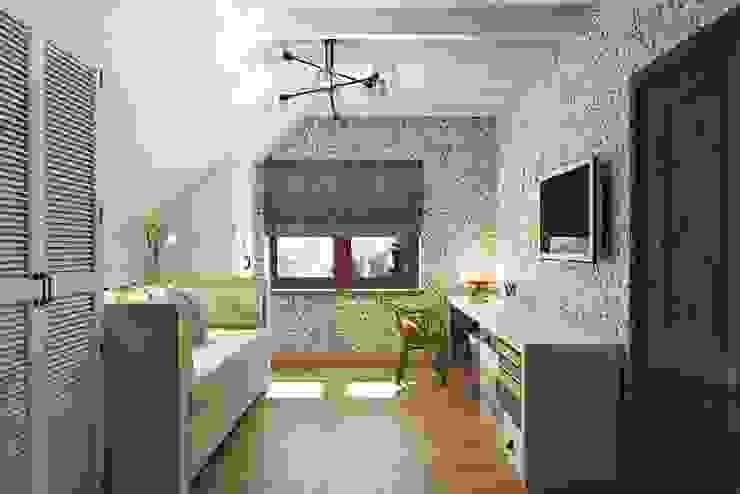 Дизайн студия Алёны Чекалиной Nursery/kid's room