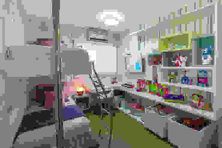 Quarto infantil, Maceió Alagoas Cris Nunes Arquiteta Quarto infantil clássico