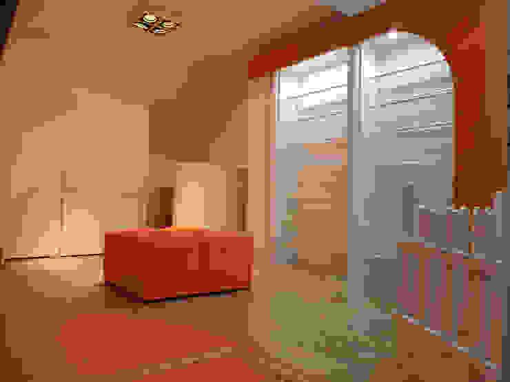 Zapateria infantil diseñada especialmente Oficinas y tiendas de estilo moderno de Sml Design Moderno