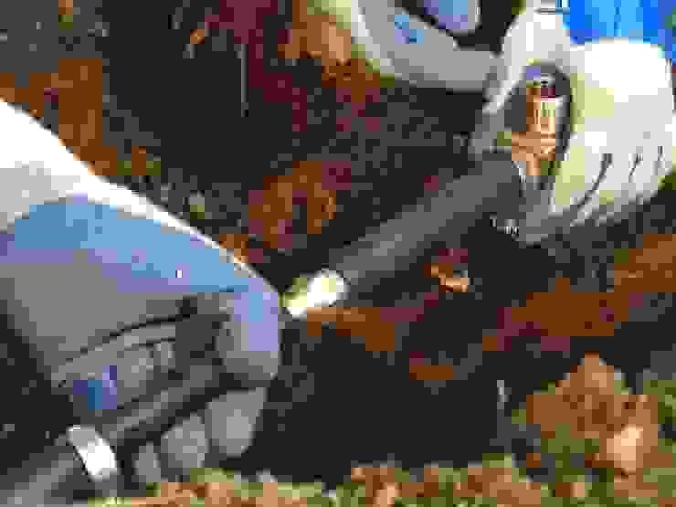 Piping Repairs by Plumbers Johannesburg