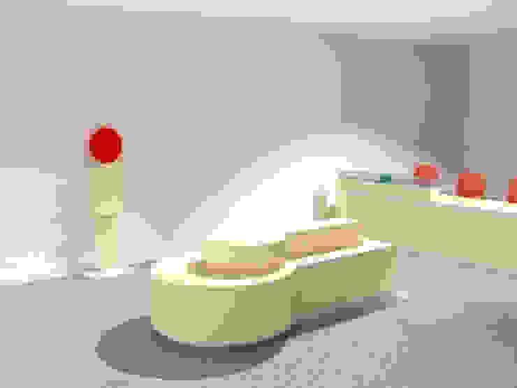 Render de Proyecto Oficinas y comercios de estilo minimalista de Sml Design Minimalista