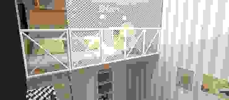 Modern Çocuk Odası Carolina Mendonça Projetos de Arquitetura e Interiores LTDA Modern