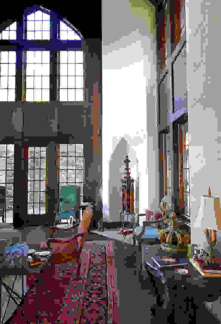 English Abbey by Jeffrey Dungan Architects Country
