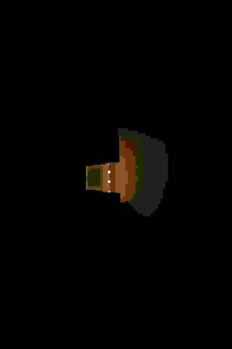 파우더룸 모던스타일 미디어 룸 by inark [인아크 건축 설계 디자인] 모던 우드 우드 그레인