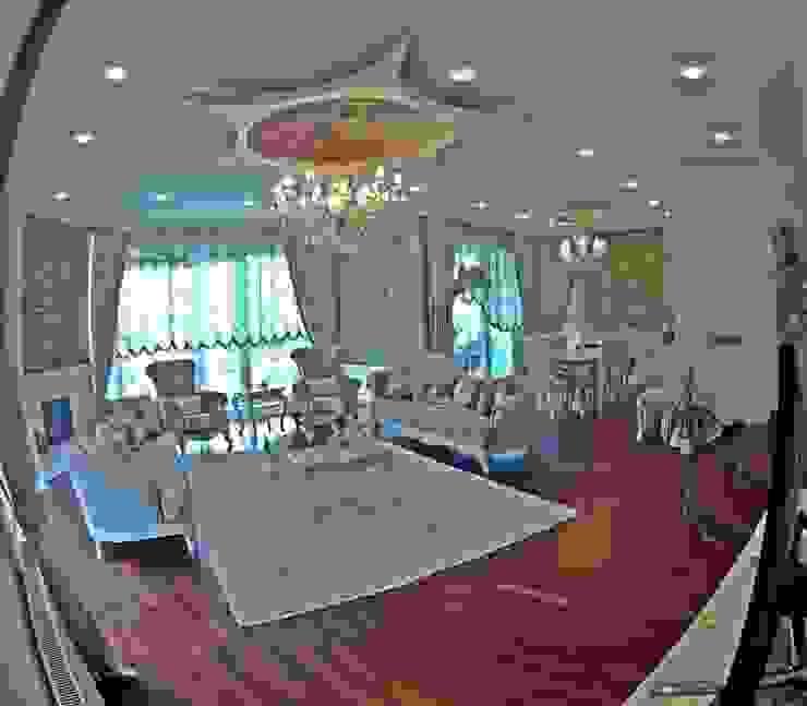 Salon ve Yemek odası Modern Oturma Odası Damla SABUNCU Modern Ahşap Ahşap rengi