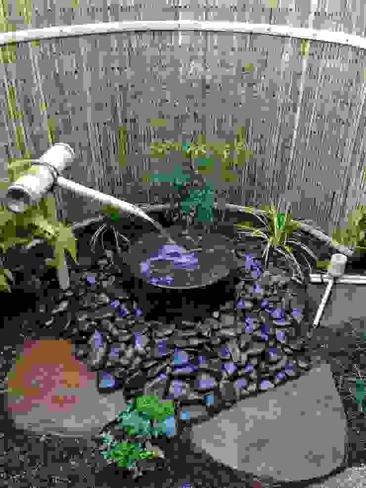 WIGGILL Asian style garden by Japanese Garden Concepts Asian