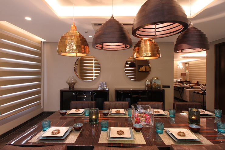 Contemporary Home design Classic style dining room by Design House Classic