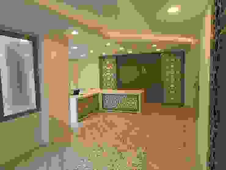 A.T. Mali Müşavir Ofis Klasik Duvar & Zemin GO Design İç Mimarlık Klasik