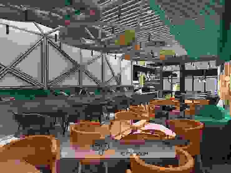 Kahvetat Muğla GO Design İç Mimarlık Modern