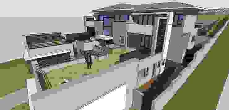 House Mkumla by GMB Architects
