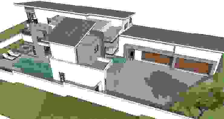 House Myeni by GMB Architects