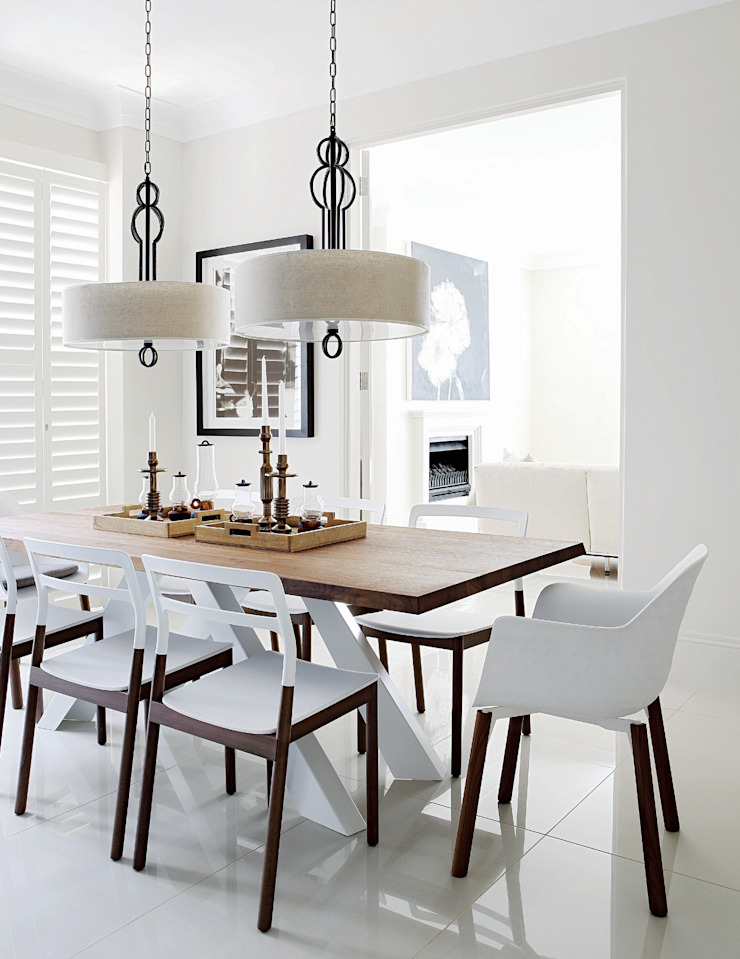 Hyde Park Elegance Classic style dining room by Generation Classic