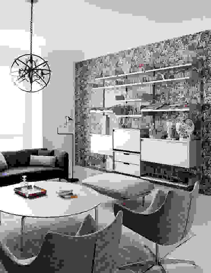 Generation Ruang Keluarga Klasik Blue