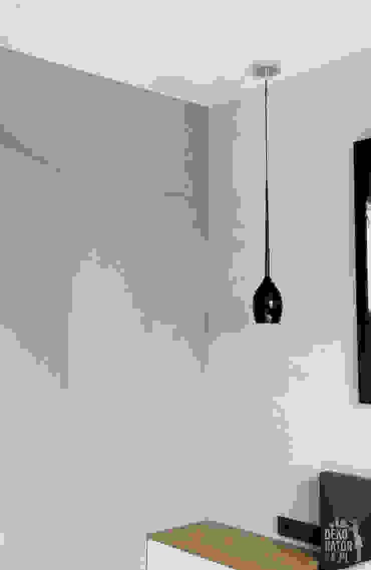 Modern style bedroom by dekoratorka.pl Modern