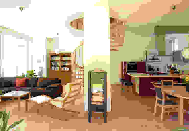 Klasik Oturma Odası Müllers Büro Klasik