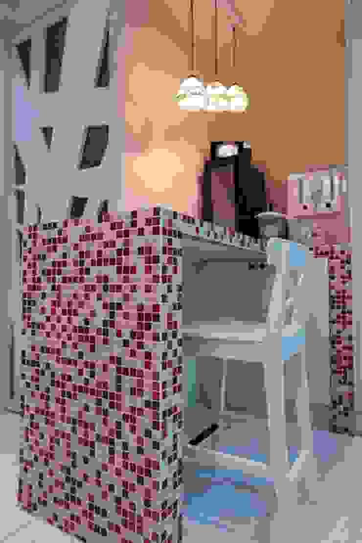 Esszimmer im Landhausstil von 微自然室內裝修設計有限公司 Landhaus