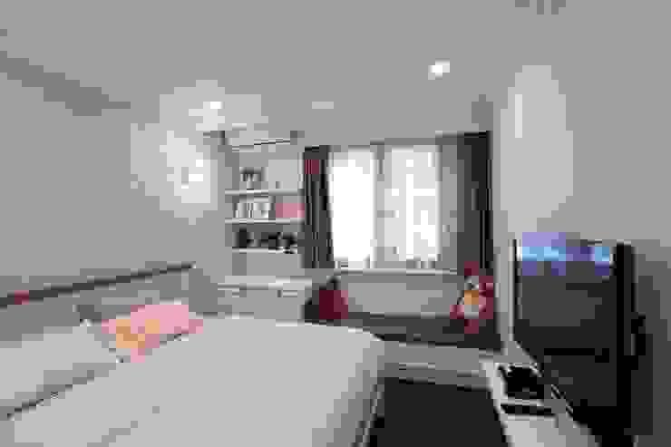 Schlafzimmer im Landhausstil von 微自然室內裝修設計有限公司 Landhaus