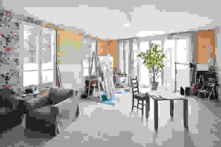 Estudios y oficinas clásicos de Müllers Büro Clásico