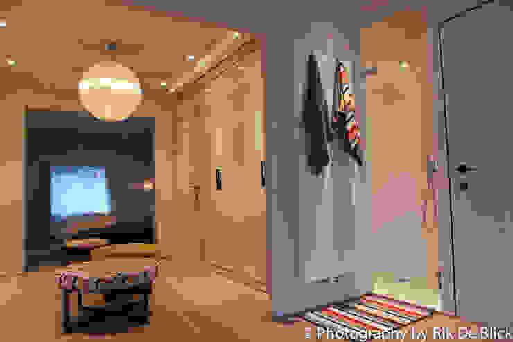 Badruimte en dressing Scandinavische badkamers van Lento Interiors Scandinavisch