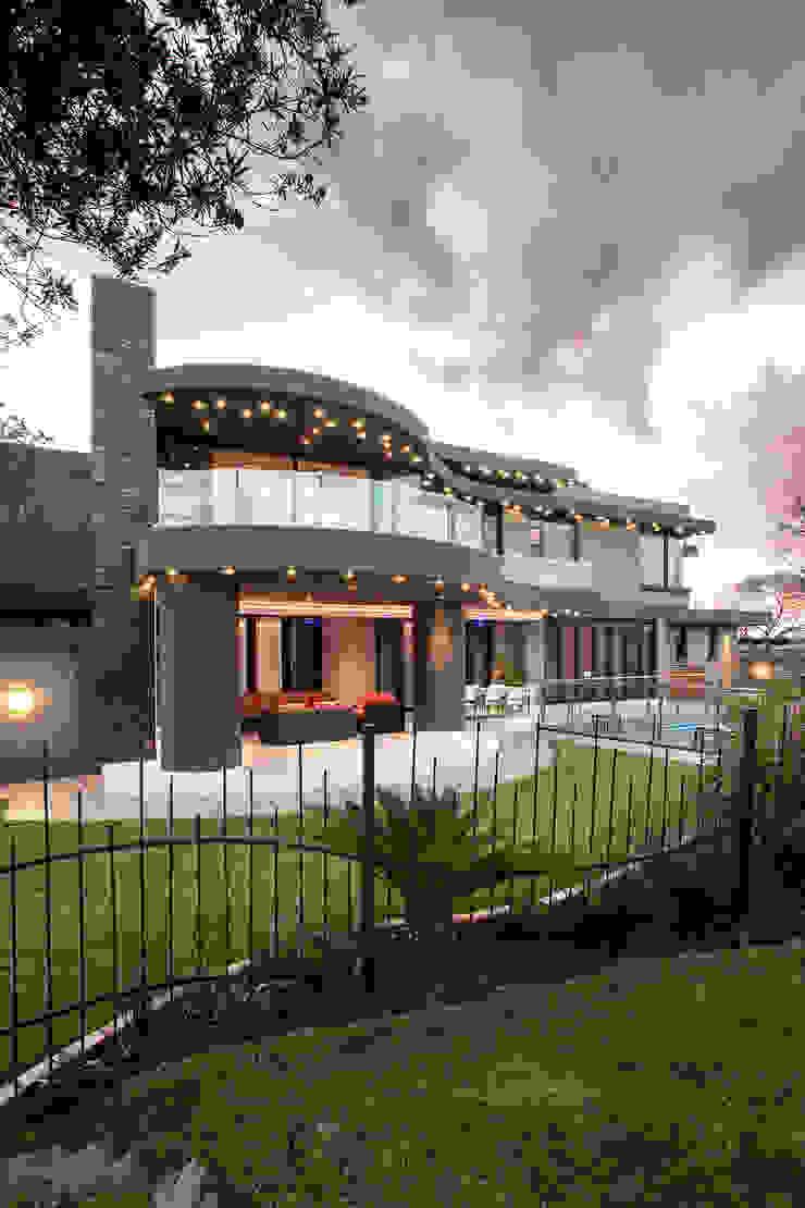 Residence Harris Modern houses by FRANCOIS MARAIS ARCHITECTS Modern