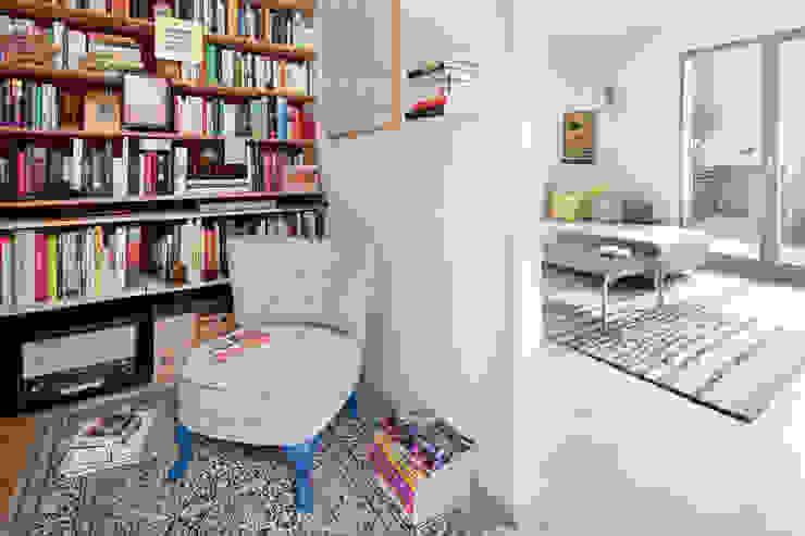 Salas de estar clássicas por Müllers Büro Clássico